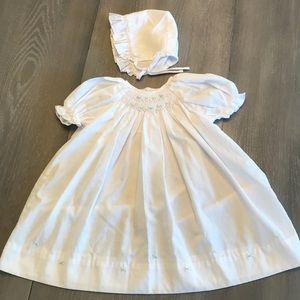 Petit Ami Christening dress